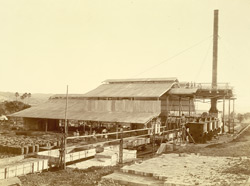 Steel foundry [Jamalpur Railway Workshops].